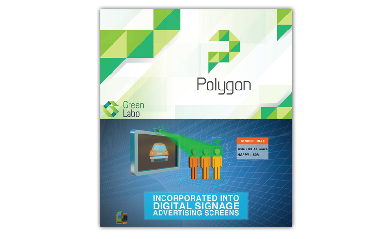 Polygon 自社開発 ジェンダーセンサー機能つき、動画配信管理 システム